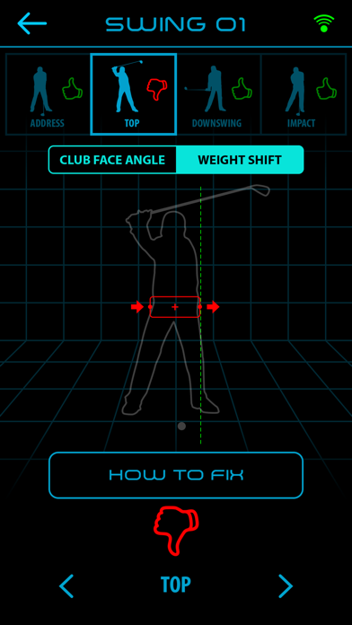 DuoTrac Golf screenshot two