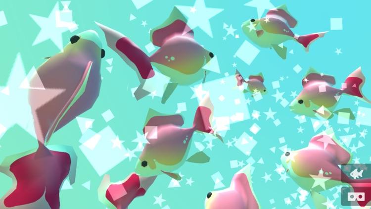 Healing Aquarium VR 360- Goldfish -
