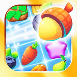 Fruits Legend - best free candy puzzle game!