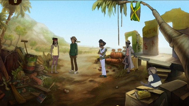 Bolt Riley: A Reggae Adventure Screenshot