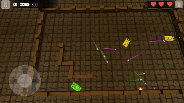 Tank Wars - Tank Hero Lite screenshot-4