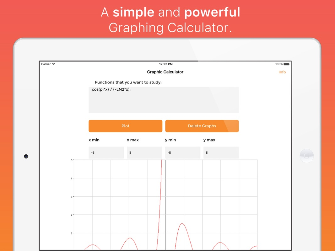 3 Minutes to Hack iGraph - Graphing Calculator - Unlimited