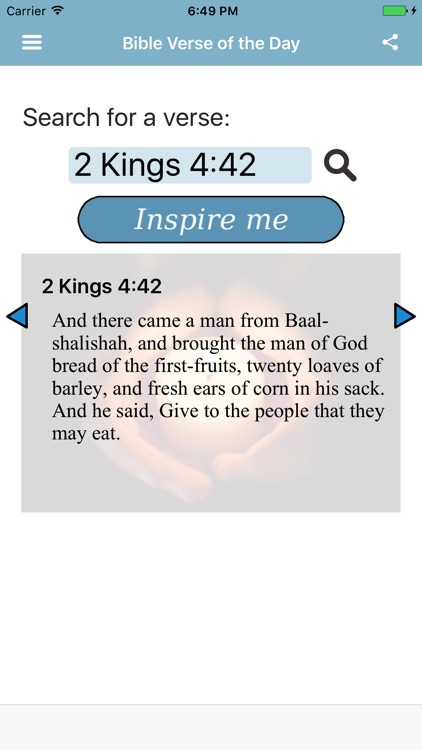 Bible Verse of the Day Darby Bible Translation screenshot-4
