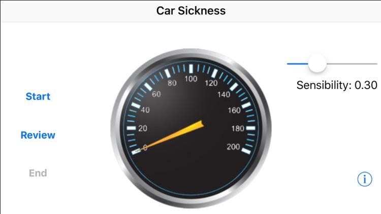 iGet Car Sick