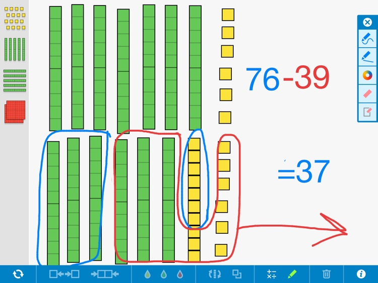 Number Pieces Basic, by the Math Learning Center screenshot-3