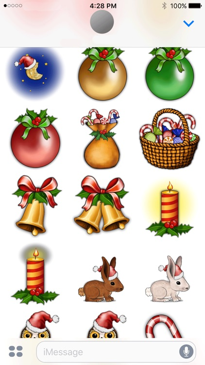 Stickers for Santa! screenshot-3