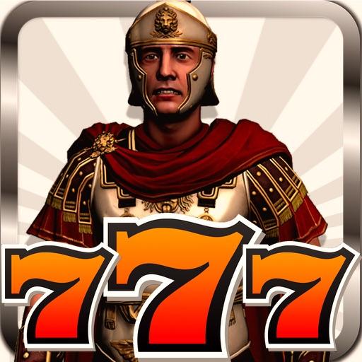 Roman Battle Slot Machine Jackpot Casino Games iOS App