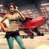 Air Plane Mechanic Garage