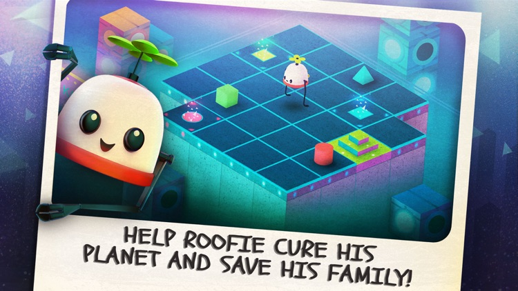 Roofbot: Puzzler On The Roof screenshot-0