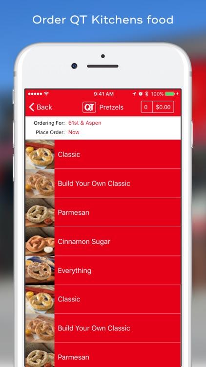 QuikTrip Coupons Fuel Food screenshot-0