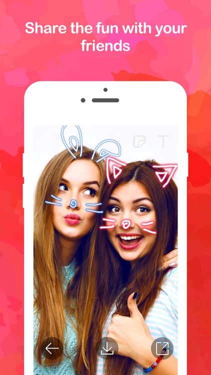 CamCam - Selfie Camera, Face Filters, Photo Editor screenshot-4