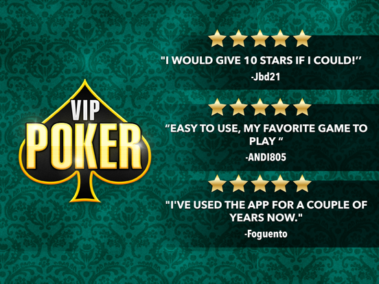 VIP Poker screenshot