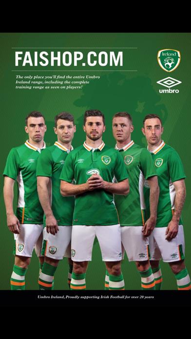 FAI Republic of Ireland screenshot 4