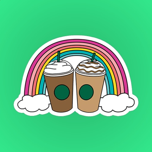 For Coffee Lovers Stickers
