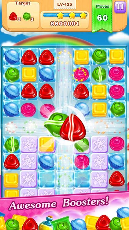 Cookie Sweet Legend - Match 3