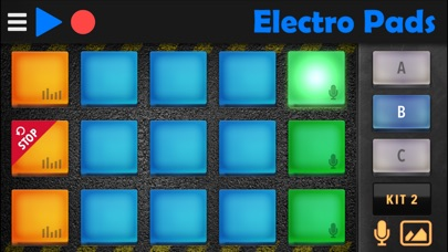 Electro Pads - Drum Pads for Windows