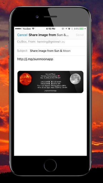 太陽と月 3D プラネタリウムのおすすめ画像5