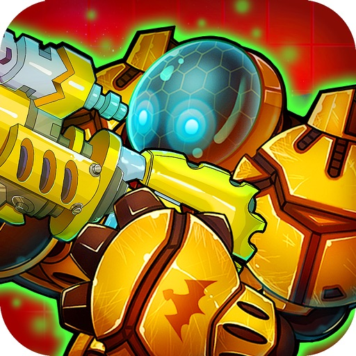 IRON SHOOTER:ZOMBIE ROBOTS WAR