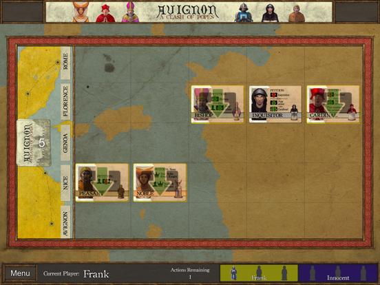 Avignon: A Clash of Popes screenshot 4