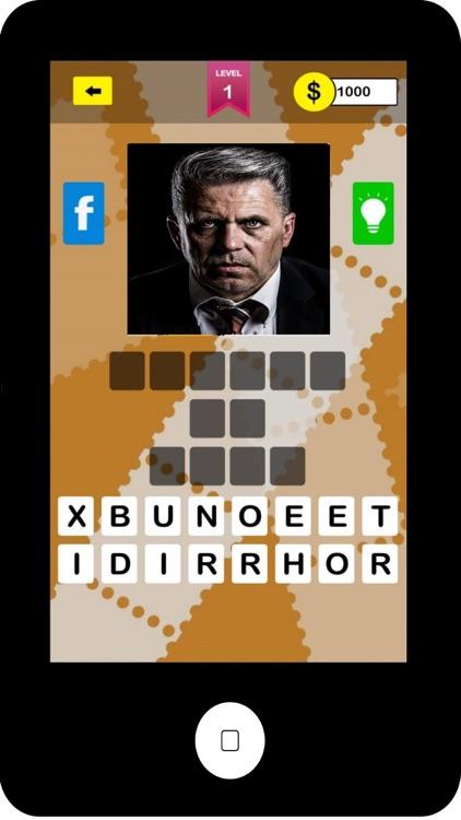 Hollywood Actors Movie Star - Trivia Quiz Games