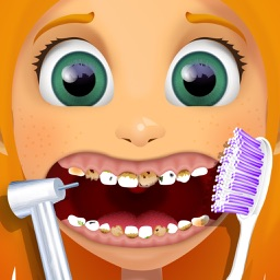 Tiny Dentist Office - Salon Games for Boys & Girls