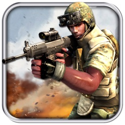 The Last Commando Gun Shooter 3D