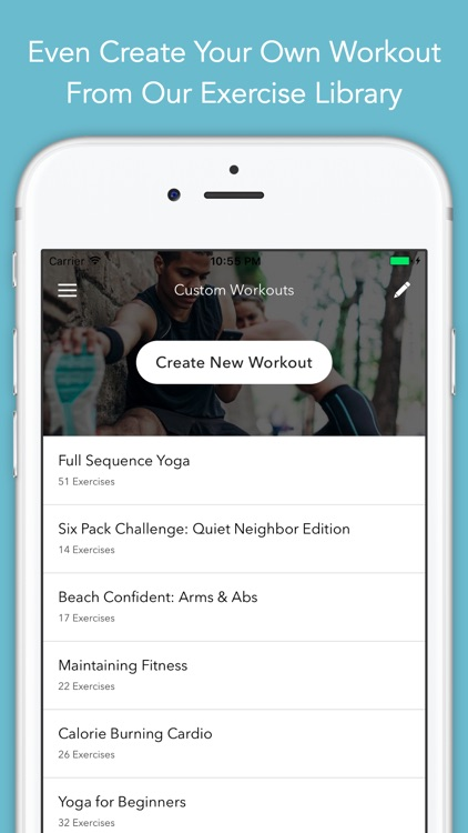 Sworkit: Workouts & Plans screenshot-3