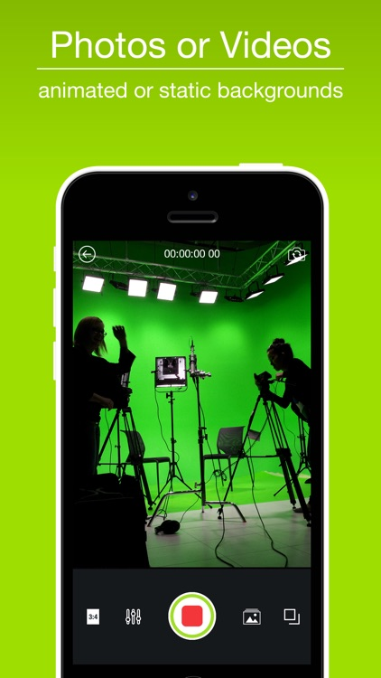 Chroma Key Studio Pro - Green, Blue & Pink Screen