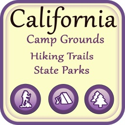 California Campgrounds & Hiking Trails,State Parks