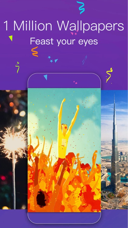 Wallpapers Plus:Perfect Themes