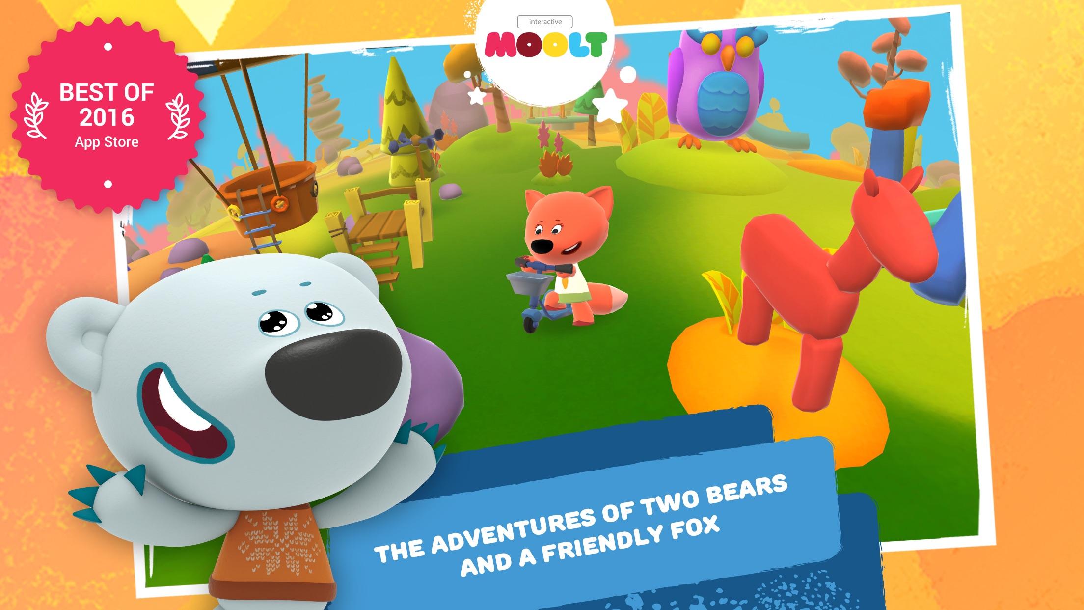 Be-be-bears Screenshot