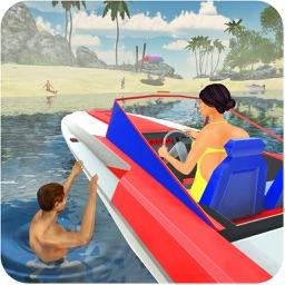 Beach Life Guard Simulator – Rescue Jet Ski & Boat