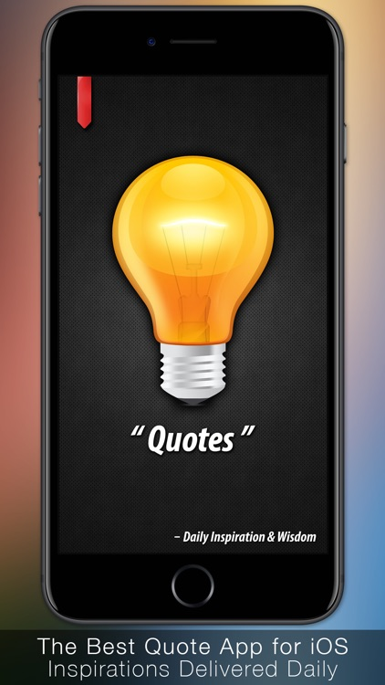 Quotes: Daily Inspiration & Wisdom with Wallpapers