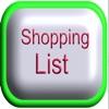 Big Font Shopping List