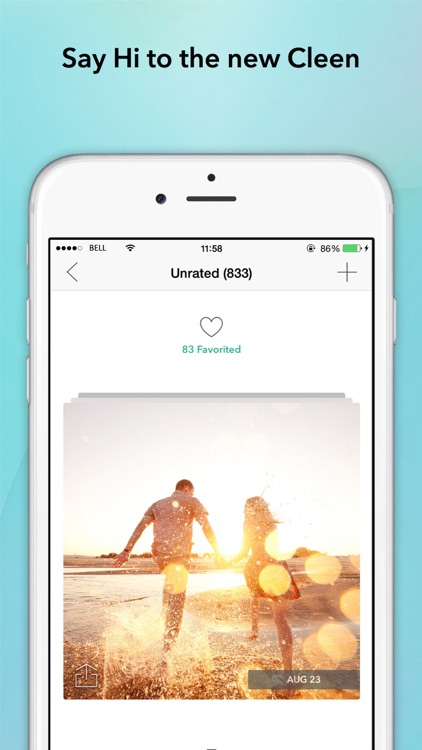 Cleen-Delete photos & Create photobook