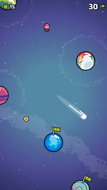 Spinner Galactic screenshot-2