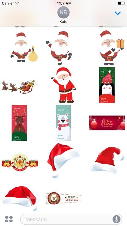 Merry Day stickers screenshot-3