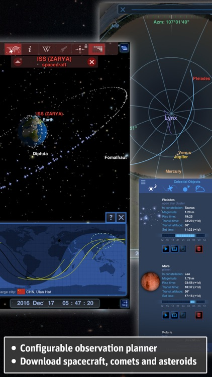 Redshift Pro - Astronomy screenshot-1