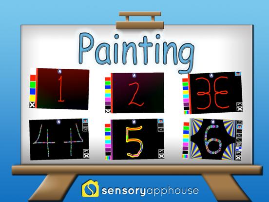 Sensory Painting screenshot 6