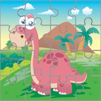 Codes for Dinosaur Jigsaw Puzzle Kids 7 to 2 years Old Games Hack