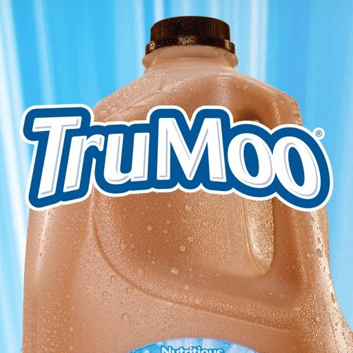 TruMoo Brand Milk Stickers