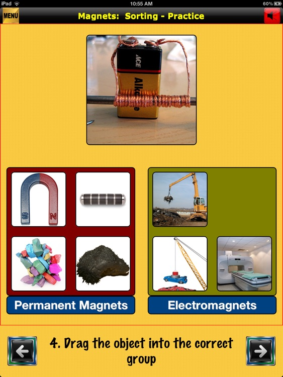 easyLearn Magnets | Physical Science HD screenshot-3
