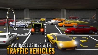 Multi Level Car Parking Spot: Driving School Game 1.0  IOS