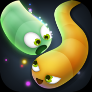 Snake with buddies - agar slither snake game
