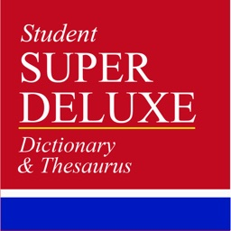 Student Super Deluxe Dictionary And Thesaurus