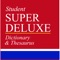 Thanks for using Student Super Deluxe Dictionary And Thesaurus