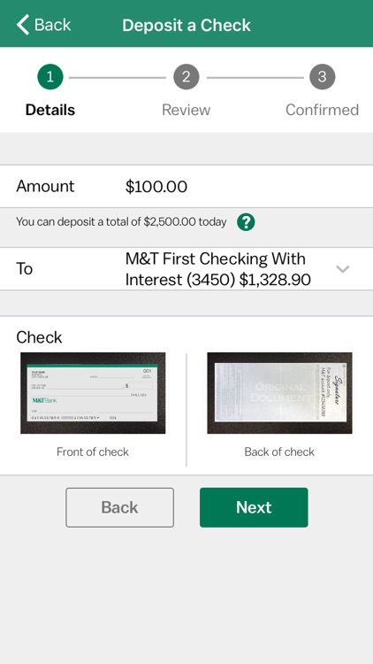 M&T Mobile Banking screenshot-4