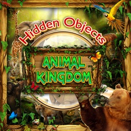 Animal Kingdom Objects - Hidden Object Time Quest