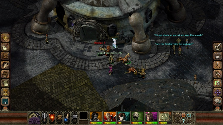 Planescape: Torment screenshot-3