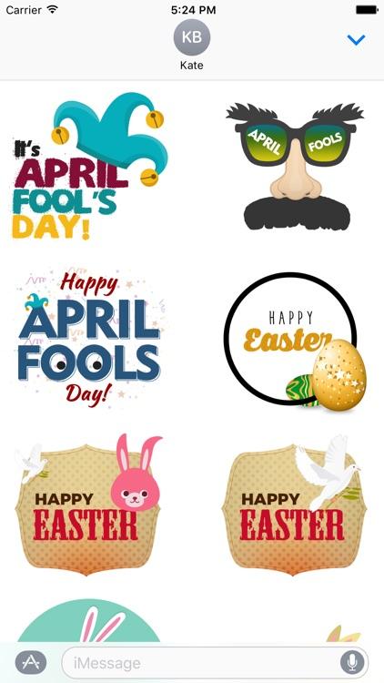 Holidays Stickers Emojis